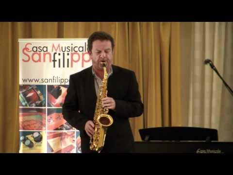 Jean Yves Formeau - Concede il Bis - Mini Concert - Casa Musicale Sanfilippo