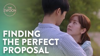 The way to a man's heart is through his kid😉   One Spring Night Ep 13 [ENG SUB]