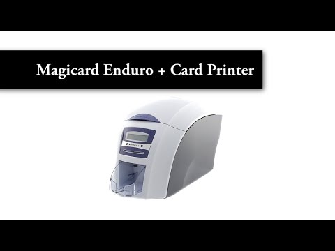 Magicard Enduro+ Photo ID Card Printer