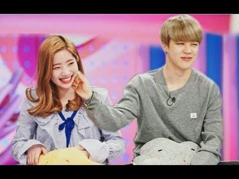 BTS JIMIN ♡ TWICE DAHYUN |ALL MOMENTS 2017| [DAHMIN]