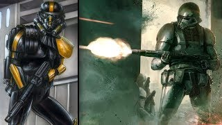 The Most Powerful Stormtrooper Types and Divisions [Legends] - Star Wars Explained