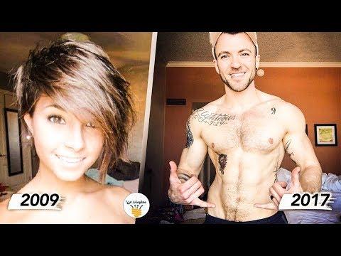 أجمل 10 مشاهير تحولوا جنسياً حول العالم!