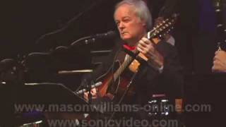 Mason Williams ( Classical Gas comp./artist ) - Smothers Brothers Comedy Hour