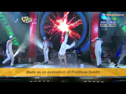 2PM vs TaeYang Dance Battle