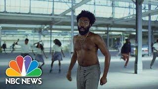 Breaking Down The Satire And Symbolism In Childish Gambino's New Music Video | NBC News
