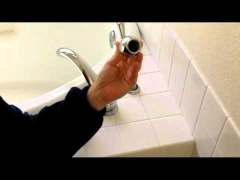 Moen Bathtub Faucet Handle Repair Youtube