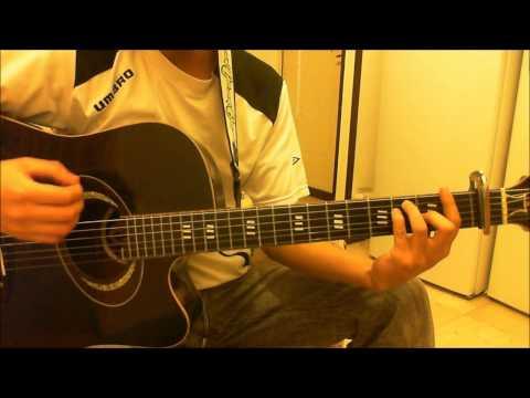 ME DUELE AMARTE - REIK - TUTORIAL - ACORDES - RASGUEO BY BRYAN HD