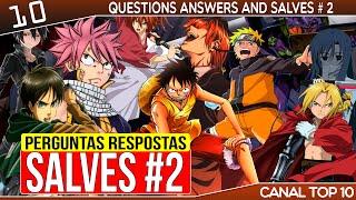 Perguntas Respostas e Salves #2