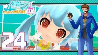 Hatsune Miku: Project Mirai DX - Episode 24: It's My Time, Mr. Earthling!