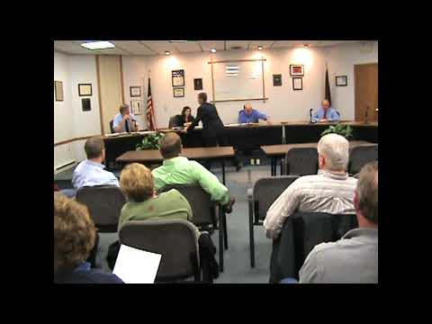 Rouses Point Village Board Meeting  10-15-12