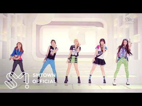 f(x) 에프엑스 'Electric Shock' MV