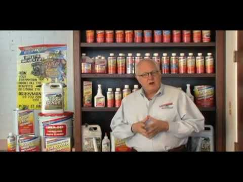 How-To Video: Berryman Products 3-Step Fuel System Maintenance Kit