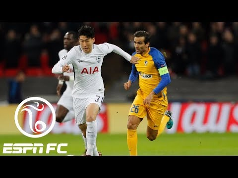 Tottenham might be doomed after winning Champions League group | ESPN FC