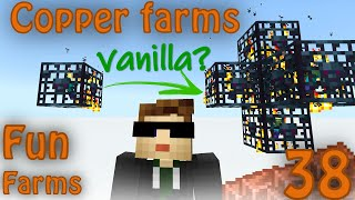 Boost Your Spawner 600% with This Simple Trick. Copper Farms for 1.17+ [Fun Farms 38]