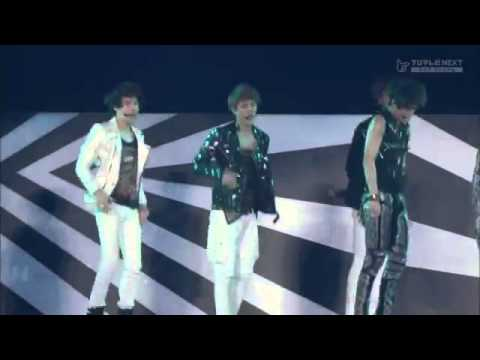 120805 SMTOWN Live in Tokyo EXO - MAMA