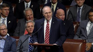 Room Erupts in Applause on Congressman Steve Scalise's Return After Being Shot