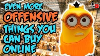 Even More Offensive Things You Can Buy Online #2