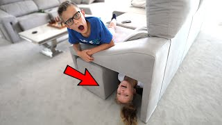 HIDE and SEEK!! WINNER GETS $1000!!!