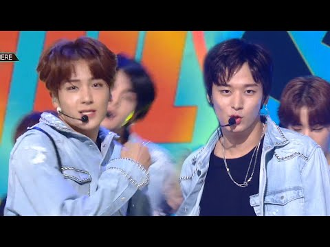 뮤직뱅크 Music Bank - RIGHT HERE - THE BOYZ.20181005