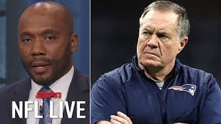 Steelers, Patriots, Eagles among the NFL's most improved teams post 2019 draft | NFL Live