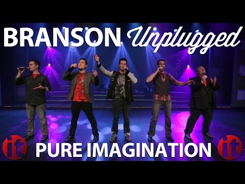 """it"" - Pure Imagination (Cover) Branson Missouri"