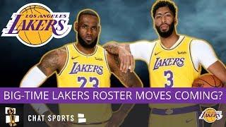 Lakers Trade Rumors On Andre Iguodala, Jamal Crawford & Davis Bertans + Cutting Quinn Cook?
