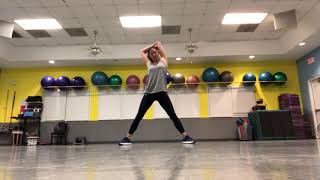 Dance Fitness with Nicole (Stretching and cool down)