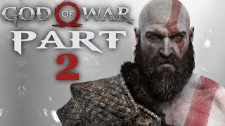 "God Of War (2018) - Let's Play - Part 2 - ""Path To The Mountain"" 