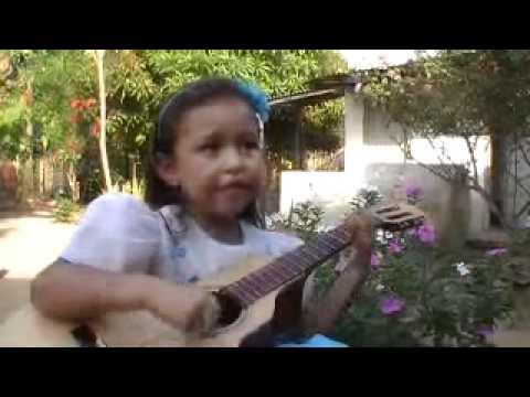 niña interprete musica llanera