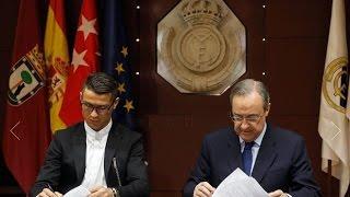 tin tức 24h - Ronaldo nhận lương nửa triệu bảng với hợp đồng mới