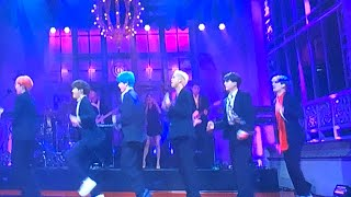 BTS On Saturday Night Live Makes #BTSxSNL First On Twitter Worldwide Trends