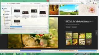 Hướng dẫn tối ưu hình ảnh cho website bằng photoshop Web Bách Thắng