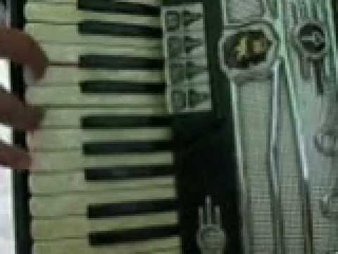 el buen ejemplo instruccional acordeon de teclas