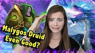 [Hearthstone] Is Malygos Druid Even Good?