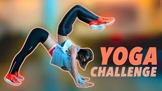Yoga Challenge | #HEYMEGAN | MeganBatoon