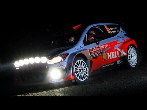WRC Rallye Monte Carlo 2015 - Day 1