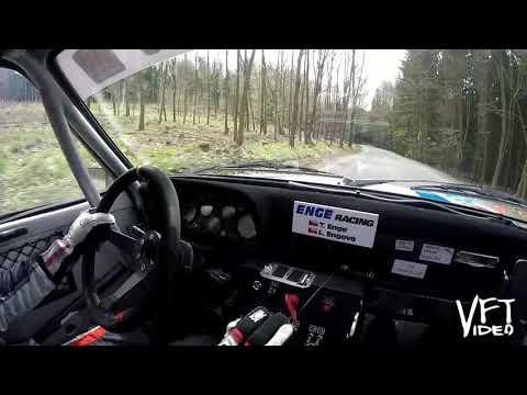 Tomáš ENGE - test před Rallye Šumava Klatovy 2021
