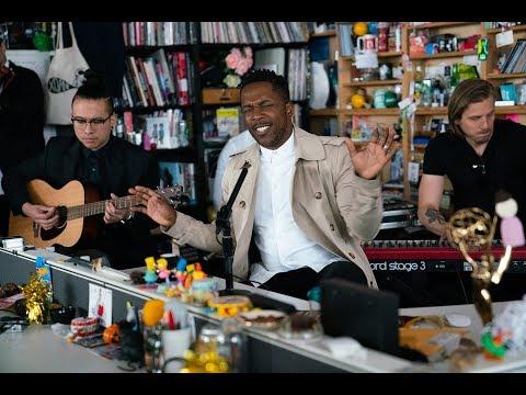 Leslie Odom Jr.: NPR Music Tiny Desk Concert