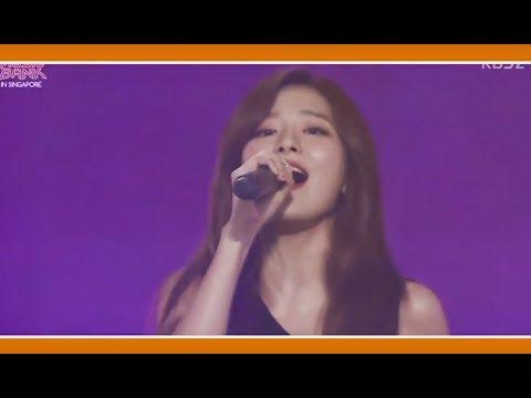 레드벨벳(Red Velvet) - 슬기 존예미 뿜뿜이었던 날