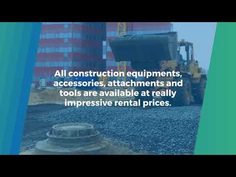 Construction Equipment Rental Near Shippensburg and Maryland