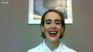 Sarah Paulson ('American Horror Story: Cult') on 'close to home' fears of Season 7   GOLD DERBY