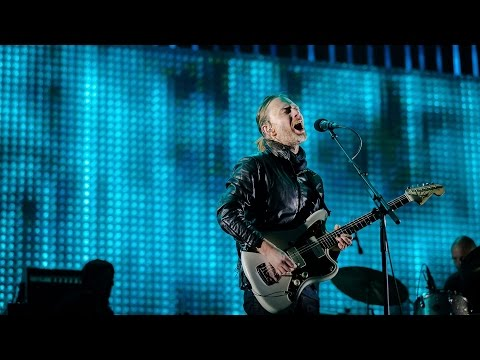 Radiohead - Let Down  (Lollapalooza Chicago 2016)