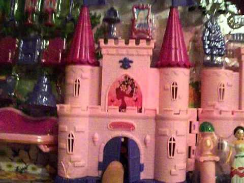 Castillo Princesas Luz Musica #74