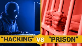 HACKING VS PRISON - Google Trends Show