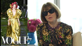Anna Wintour On the Highlights of New York Fashion Week | Vogue