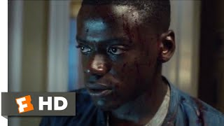 Get Out (2017) - Chris's Revenge Scene (9/10) | Movieclips