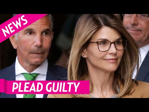 Lori Loughlin and Mossimo Giannulli Have Plead Guilty in the College Admissions Scandal