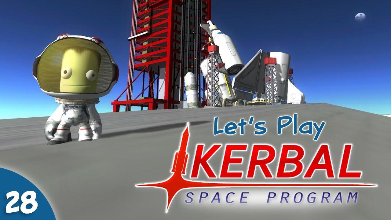 space shuttle kerbal space program - photo #47