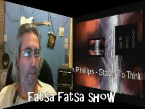 Kevin Phillips on Fatsa Fatsa Show hosted By Kim Nicolaou - Startin' To Think