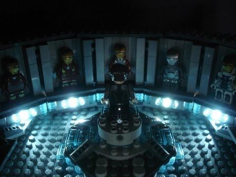Stark Tower Lego Lego Tony Stark Malibu